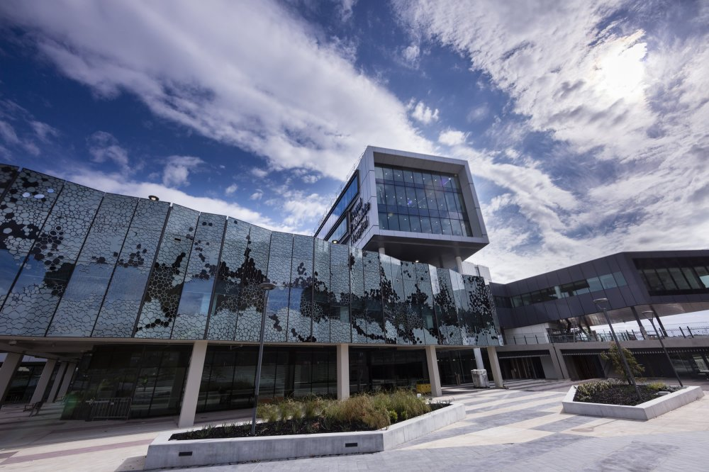 New Royal Adelaide Hospital