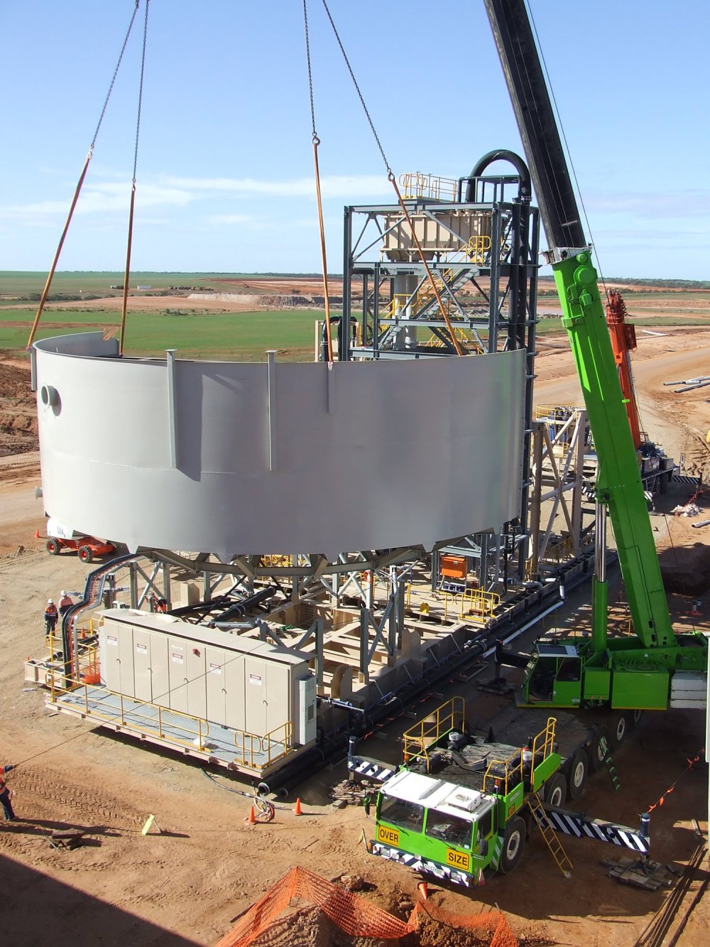 Iluka Module Relocation