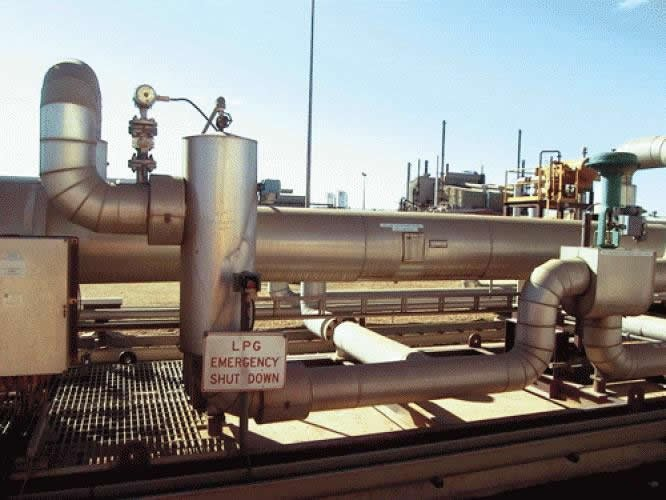 Assessment of Evaporator Pressure Vessels for Adchem