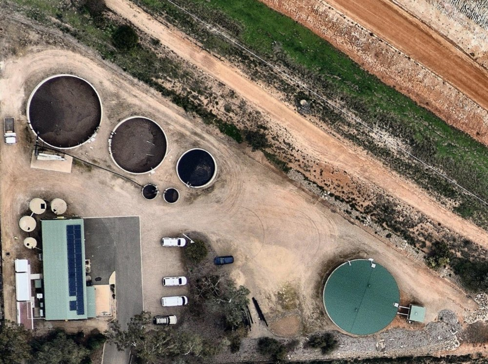 Tea Tree Gully WWTP + ASR