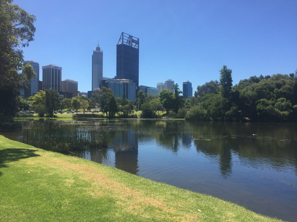 City of Perth Water Supply Options