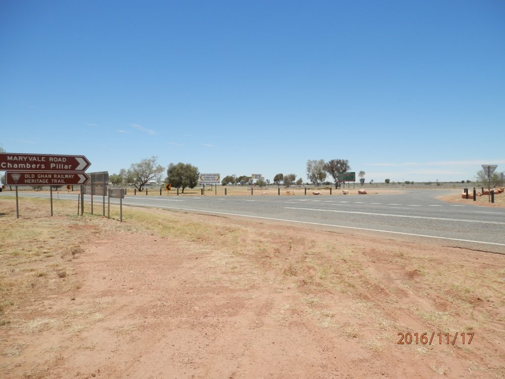 Alice Springs - Roger Vale Drive - Maryvale Road Intersection Upgrade
