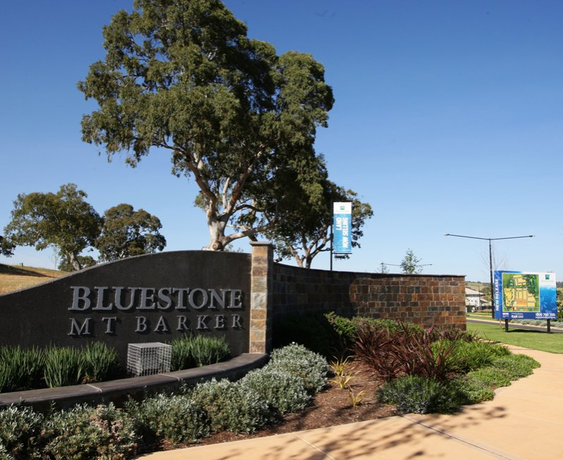 Bluestone, Mount Barker