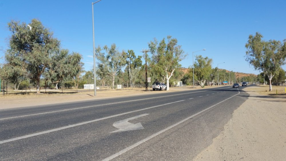 Alice Springs - Stuart Highway Duplication from the MVR Office to Herbert Heritage Drive